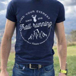 "Camiseta ""Trail Running"""