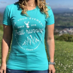 """Camiseta """"Trail Running"""" Mujer"""