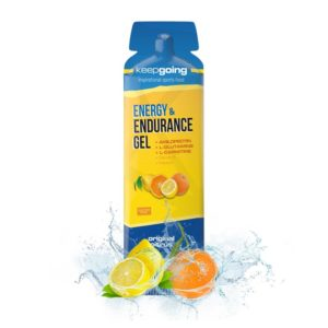 Gel Energy & Endurance Cítrico