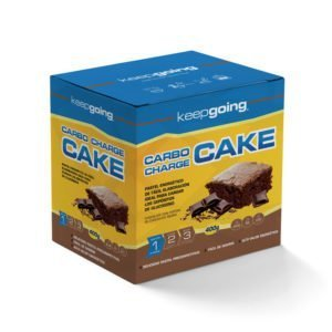 Energy Cake Carbo Charge Chocolate