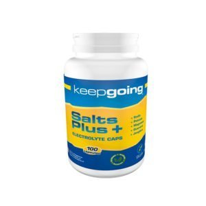 Keepgoing Salts Plus + 100 cápsulas