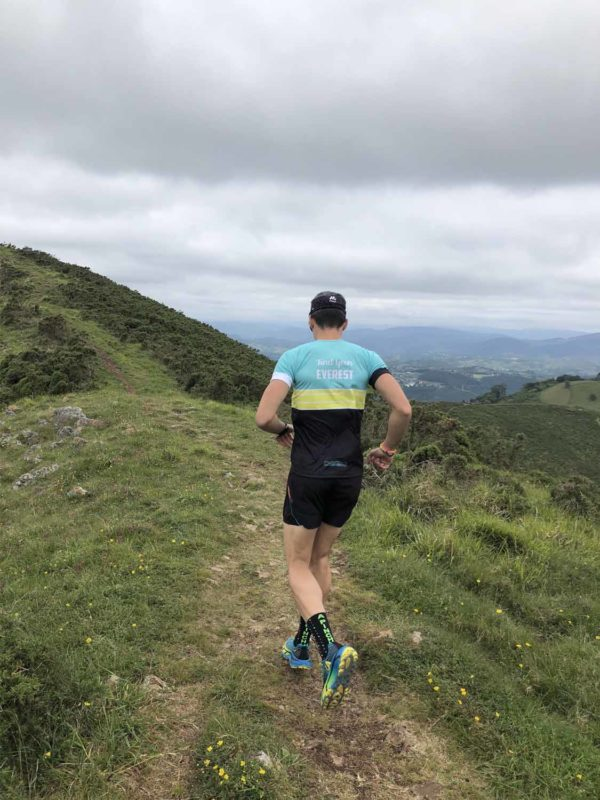 Camiseta Técnica Find Your Everest Menta.