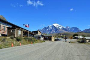 Portería Torres del Paine