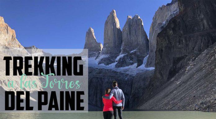 Trekking a las Torres del Paine