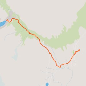 Track Trekking Torres del Paine