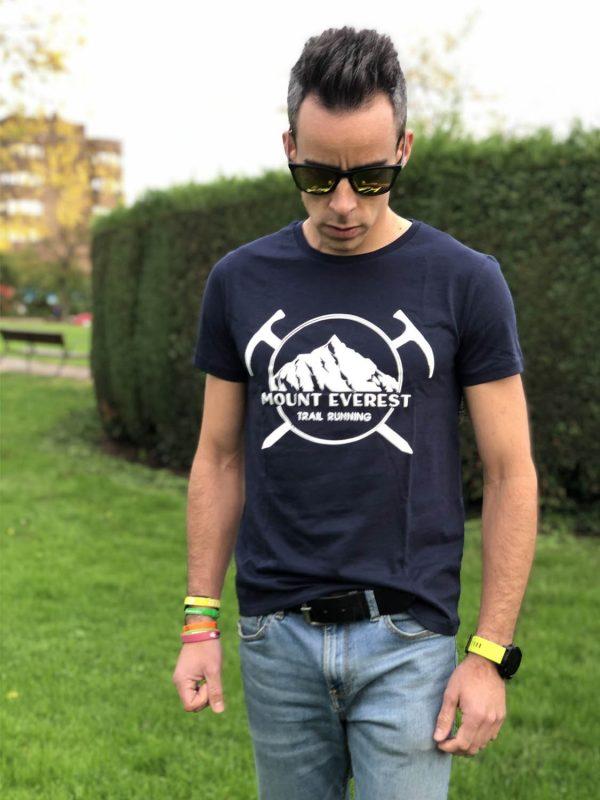 "Camiseta ""Mount Everest"""
