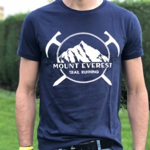 "Camiseta ""Mount Everest"""