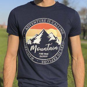 """Camiseta """"Adventure"""""""