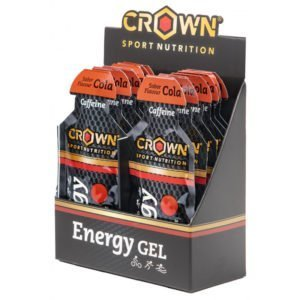 Crown Energy Gel Caja - Cola
