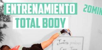 Total Body Training - 20 min