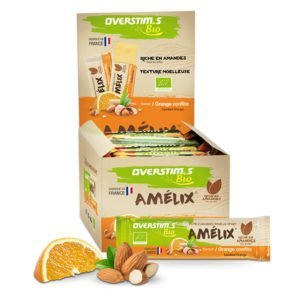 Overstims Barrita Amelix Bio - Naranja
