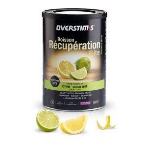 Overstims Bebida de Recuperación - Limón - Limón Verde