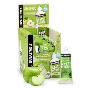 Overstims Gel Antioxidante - Manzana Verde