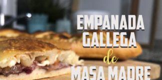 Empanada Gallega de Masa Madre