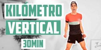 KILOMETRO VERTICAL - HIIT DE 30 MINUTOS