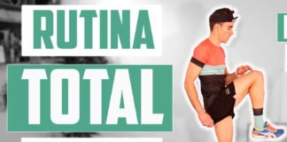 RUTINA TOTAL BODY TRAINING EN 20MIN