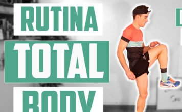 RUTINA TOTAL BODY TRAINING EN 20MIN