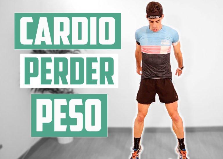 CARDIO 30 MINUTOS PARA PERDER PESO