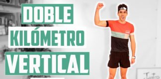 DOBLE KILOMETRO VERTICAL - HIIT 40 MINUTOS
