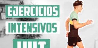 EJERCICIOS INTENSIVOS - HIIT en 20 MINUTOS