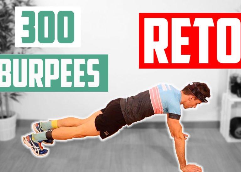 RETO 300 BURPEES