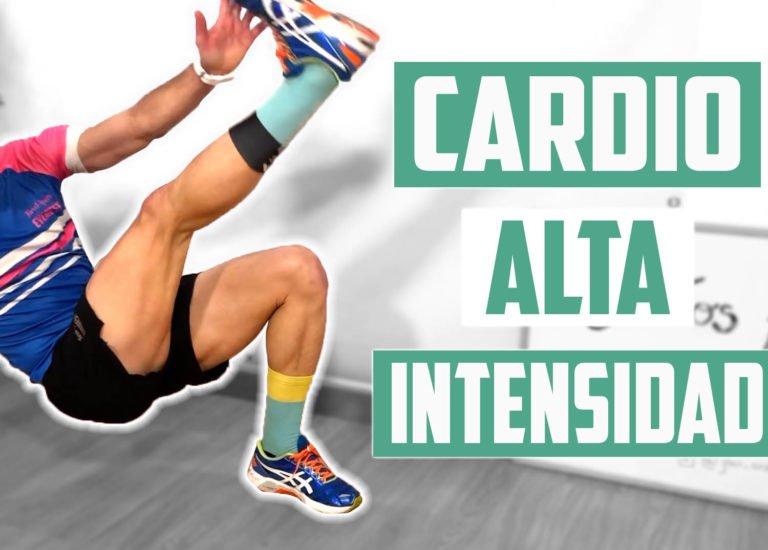 RUTINA DE CARDIO DE ALTA INTENSIDAD – HIIT 20 MINUTOS