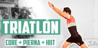 TRIATLON - CORE + PIERNA + HIIT