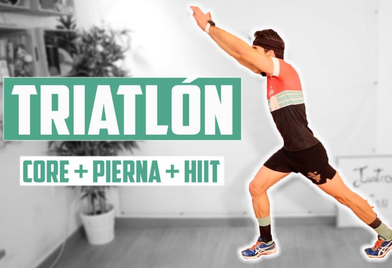 TRIATLON – CORE + PIERNA + HIIT