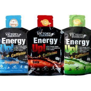 VICTORY ENDURANCE ENERGY UP + CAFFEINE