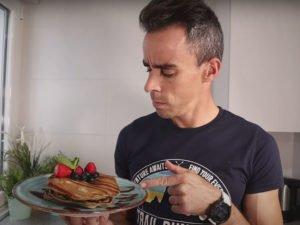 Javier Ordieres - Tortitas de avena