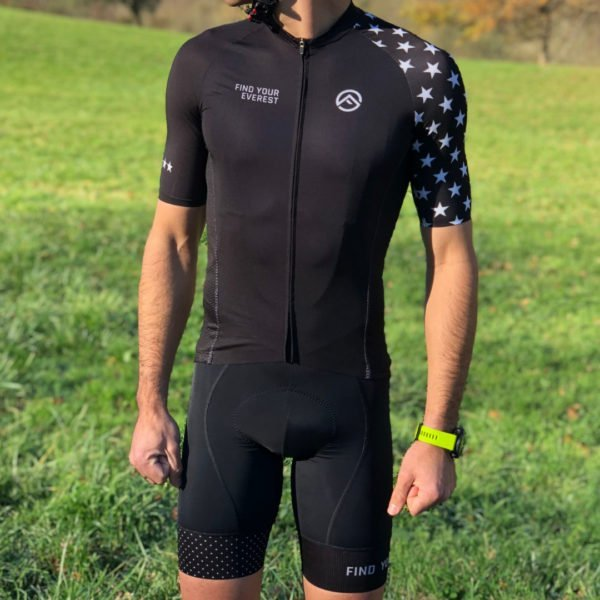 MAILLOT + CULOTTE FYE PRO STAR EDITION