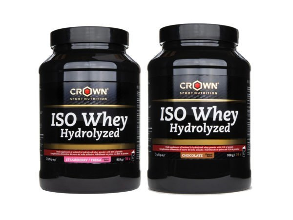 CROWN ISO WHEY HYDROLYZED