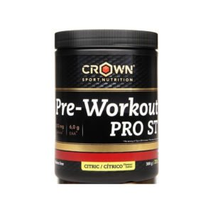 CROWN PRE WORKOUT PRO ST
