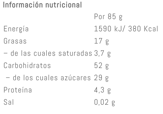 Valor Nutricional Victory Endurance Endurance Bar - Tropical