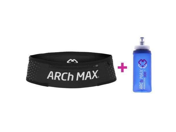 ARCh MAX Cinturón PRO Trail Black (2020-2021)+ 1 Hydraflask 300ml