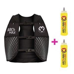ARCh MAX HV-4.5 Unisex Negro + 2 Hydraflask 500ml
