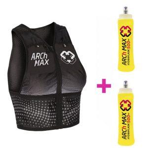 ARCh MAX HV-6 Woman Negro (2020-2021) + 2 Hydraflask 500ml