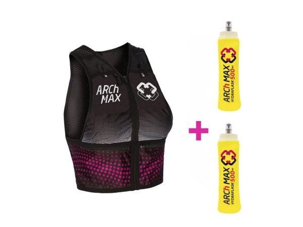 ARCh MAX HV-6 Woman Pink (2020-2021) + 2 Hydraflask 500ml