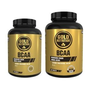 GOLD NUTRITION BCAA's