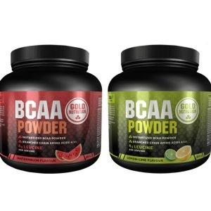 GOLD NUTRITION BCAA's POWDER