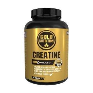 GOLD NUTRITION CREATINE 1000MG