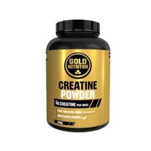 GOLD NUTRITION CREATINE POWDER