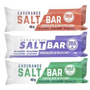 GOLD NUTRITION ENDURANCE SALT BAR