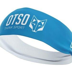 OTSO HEADBAND LIGHT BLUE / WHITE - 12 cm