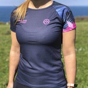 Camiseta Técnica Mujer Find Your Everest JUNGLE