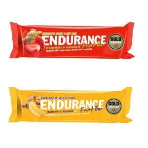 GOLD NUTRITION ENDURANCE FRUIT BAR