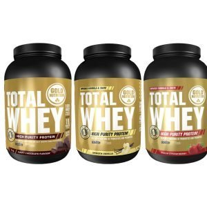 GOLD NUTRITION TOTAL WHEY