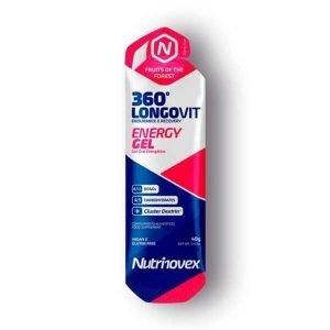 NUTRINOVEX LONGOVIT 360 GEL FRUTOS DEL BOSQUE