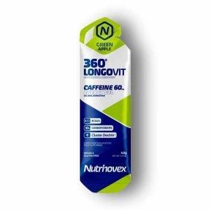 NUTRINOVEX LONGOVIT 360 GEL MANZANA VERDE