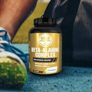 GOLD NUTRITION BETA ALANINE COMPLEX